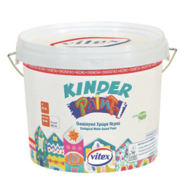 КРАСКА ДЛЯ ДЕТСКОЙ КОМНАТЫ VITEX KINDER PAINT ECO