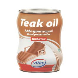 ПРОПИТКА ДЛЯ ДЕРЕВА TEAK OIL