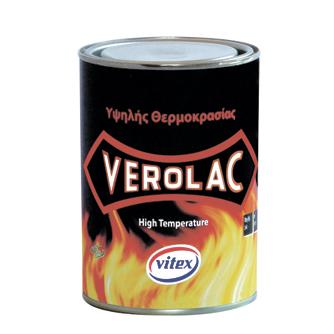 ЖАРОСТОЙКАЯ КРАСКА VEROLAC BLACK 300°С
