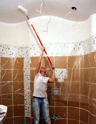краска для ванной комнаты