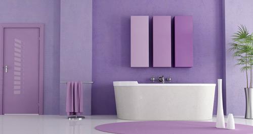 Специальная краска для ванной комнаты
