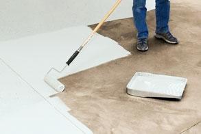 Краска для пола из бетона