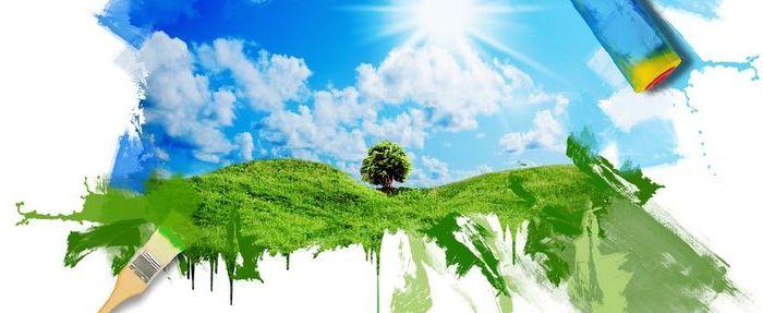 экологичная краска