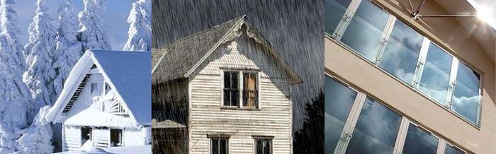 Краска для экстремальных погодных условий