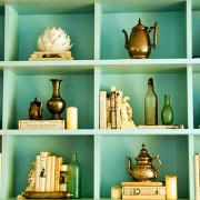 Цветная эмаль для мебели PLATINUM на основе растворителя