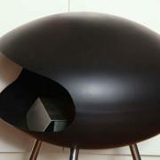 Черная жаростойкая краска для мангалов VEROLAC BLACK 300°С
