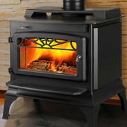 Черная краска для плит VEROLAC BLACK 300°С