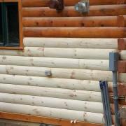 обработка дома из сруба vitex lussolac