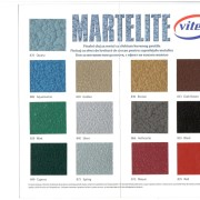 краска молотковая по металлу vitex martelite