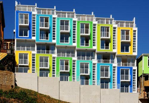 краска для декоративного оформления фасада