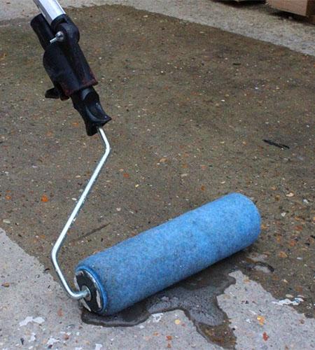 Грунтовки по бетону