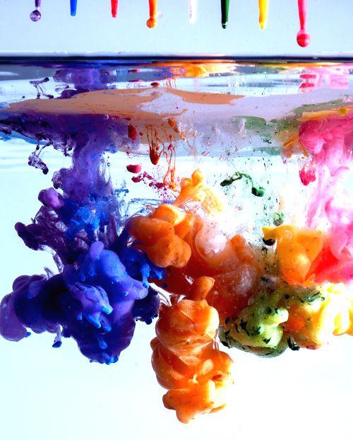Краски на водной основе