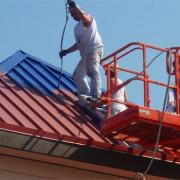 Гидроизоляционная краска для крыш на водной основе VITACRYL