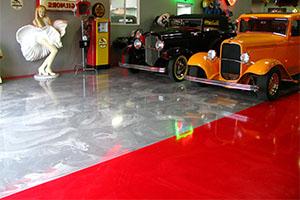 Краски для бетонных полов