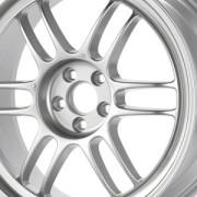 Серебристкая спей-краска для авто дисков VITEX WHEEL SPRAY ALUMINIUM