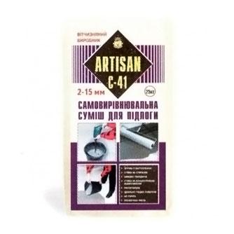 Универсальная смесь для наливного пола Artisan С-41–