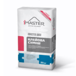 Базовая клеевая смесь для плитки iMaster-Base