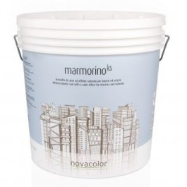 Матовая эко-штукатурка MARMORINO KS