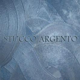 Штукатурка с серебряным отблеском STUCCO ARGENTO