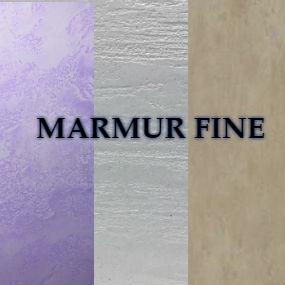 Универсальная декоративная штукатурка MARMUR FINE & MEDIO