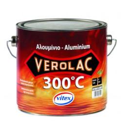 ЖАРОСТОЙКАЯ АЛЮМИНИЕВАЯ КРАСКА VEROLAC ALUMINIUM 300°С