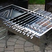 Жаростойкая краска для барбекью Verolac Aluminium 300°С