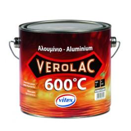 Термостійка алюмінієва фарба Verolac Aluminium 600°С