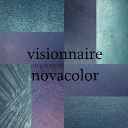 Штукатурка з ефектом графіту VISIONNAIRE