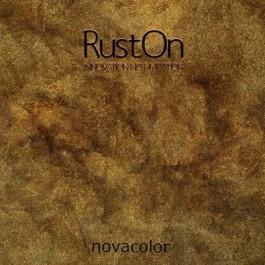 Штукатурное покрытие с эффектом патины RustOn Finish