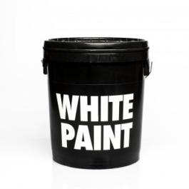 Перламутрова металізована штукатурка White Paint