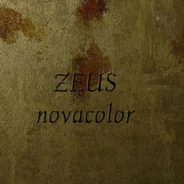 Штукатурное покрытие под золото/серебро ZEUS