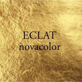 Фасадная штукатурка с эффектом листового золота ECLAT